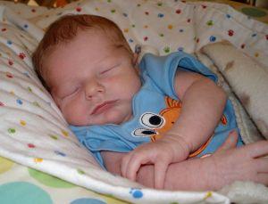 Our grandson!