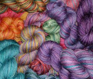 RFN handpainted yarn