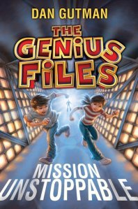 Dan Gutman's first Genius Files installment