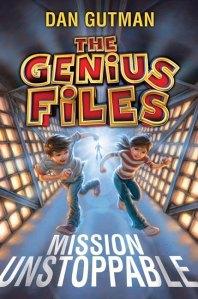 Dan Gutman's first Genius Files installment