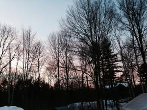 Gratuitous sky photography. Can't help myself.