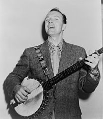 Pete Seeger thanks to a Creative Commons search
