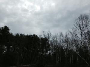 Thursday sky