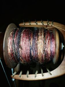 Kid mohair, colors not looking quite as well as they do in person