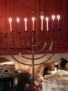 It's Hanukkah