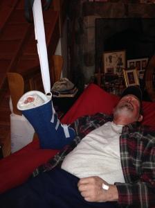 John after surgery