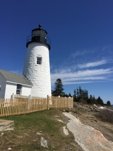 Pemaquid Point lighthouse today