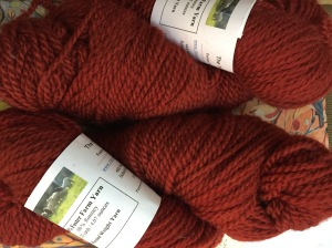Foster Family Farm yarn